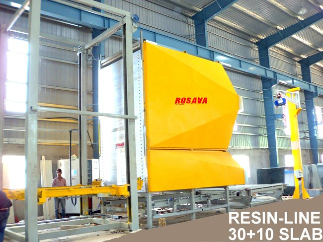 Automatic Resin Line